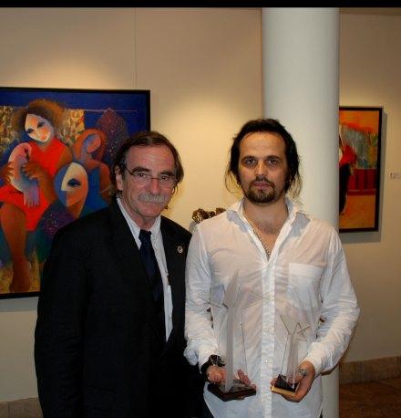 Romeo Niram si Alvaro Lobato de Faria, dir. MAC