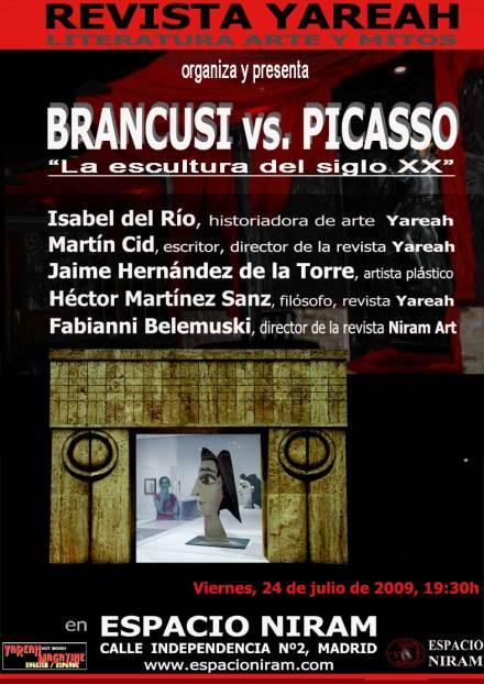 BRANCUSI-VS-PICASSO