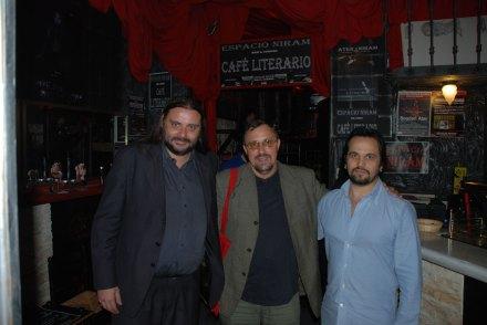 Martin Cid, Dan Lungu, Romeo_Niram