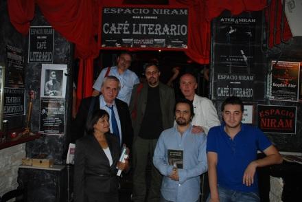 Intalnirea Scriitorilor Romani in Espacio Niram, Madrid