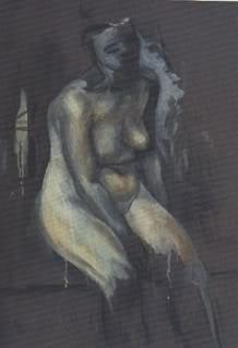 Andrei Chintila: Nud neterminat, 1999