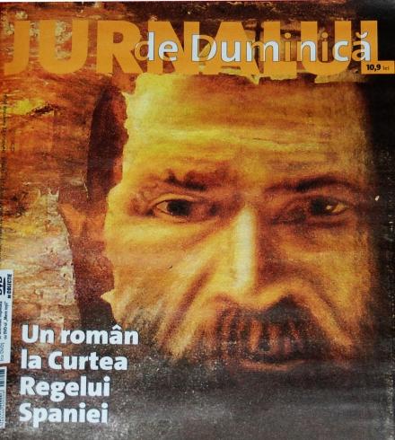 Romeo Niram Jurnalul de Duminica (coperta)