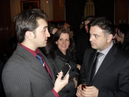 Fabianni Belemuski, directorul revistei Niram Art