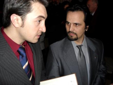 Fabianni Belemuski si Romeo Niram