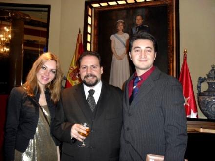 Liv Peicanni, Héctor Martínez Sanz si Fabianni Belemuski