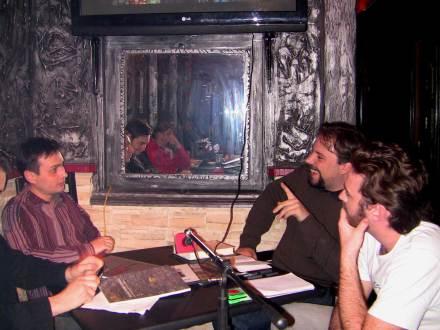 Lucian Muntean, Hector Martinez Sanz si Tales Jaloretto