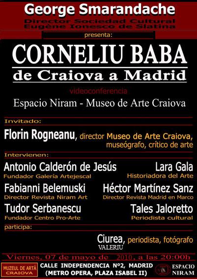Corneliu Baba Craiova Madrid