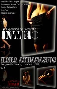 "Expozitie fotografica ""Intim"" de Mara Athanasios"
