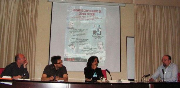 Congreso Literatura SF