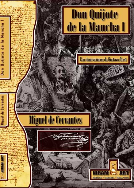 Don Quijote de la Mancha, vol. I