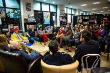 Lansare Niram Art la Bucuresti