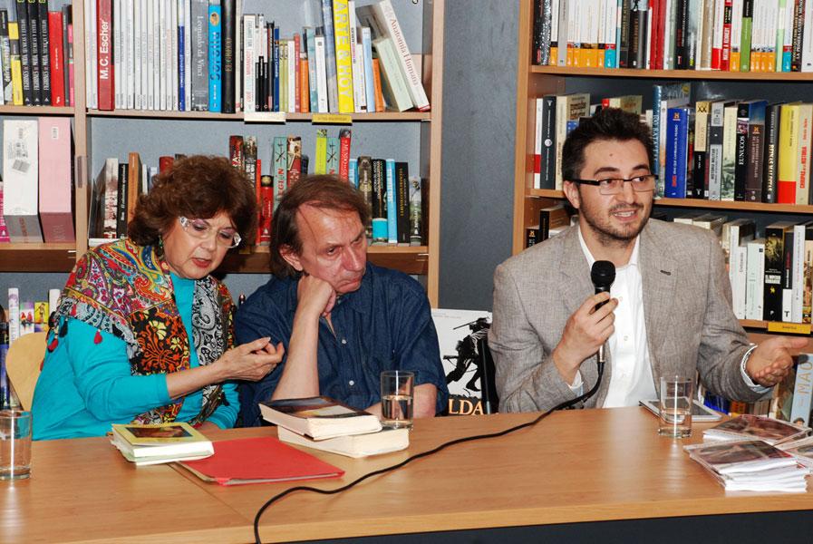 Michel Houellebecq, Fabianni Belemuski
