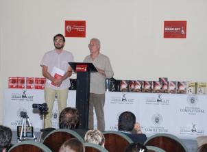 Fabianni Belemuski y Aurel M. Cazacu