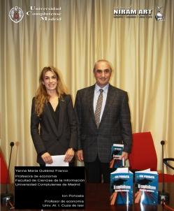 Yanna Maria Franco, Ion Pohoata