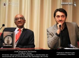 José Noguera Santaella y Fabianni Belemuski