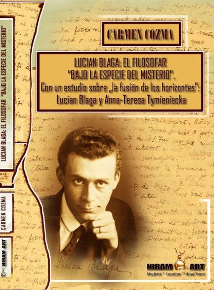 Lucian Blaga: El filosofar  Bajo la especie del misterio