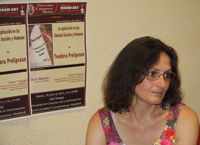 Teodora Prelipcean